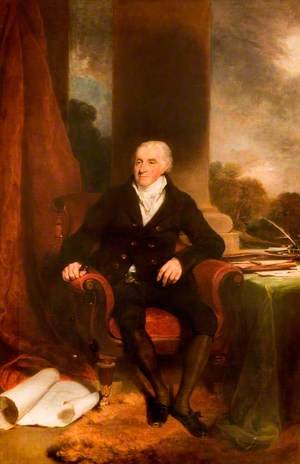 John Sparrow (1736–1821), Chairman of Quarter Sessions (1792–1816)