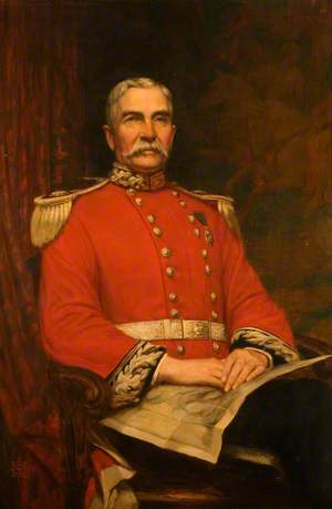 Lieutenant-Colonel Joseph Henry Wilkinson (1845–1931), DL, JP, VD