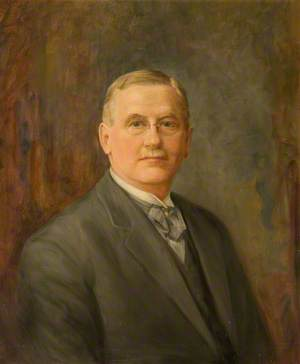Sir Julian Osborn Whitehouse (d.1942), JP for Staffordshire (1926–1942)