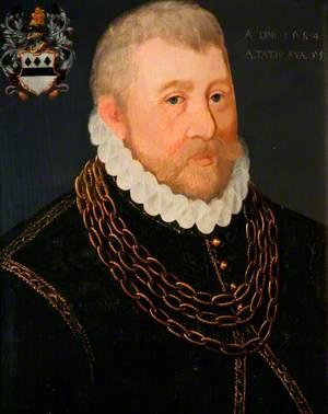Sir Walter Aston of Tixall (1530–1589)
