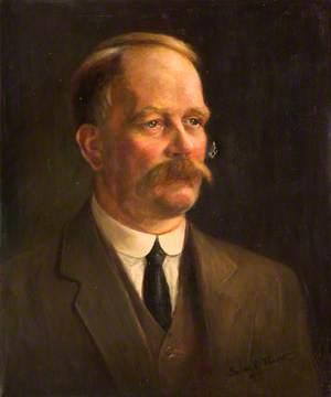 John Twigg Homer (1865–1934), CBE, DL