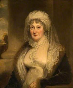 Elizabeth Sparrow of Bishton Hall