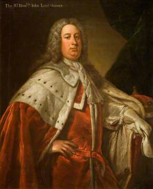 John Leveson Gower (1694–1754), 2nd Baron and 1st Earl Gower, Viscount Trentham