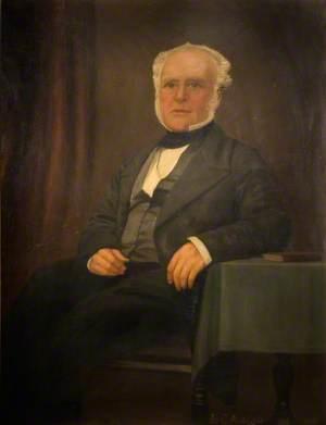 James Glover (c.1797–1869), Lord Mayor of Longton