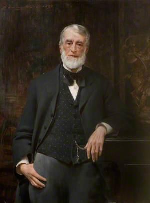 Alderman George Ridgway (1822–1899)
