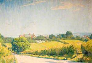 Leafy June, Hanchurch