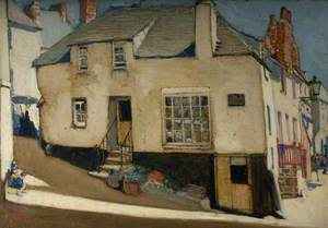 Old Houses, St Ives