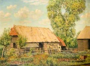 Old Barn in Hertfordshire