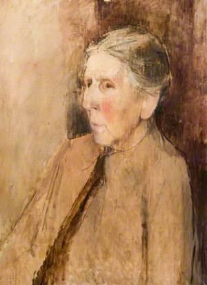 Mrs Auden