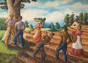 Food Production, Jamaica