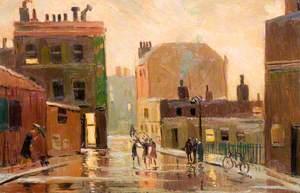 Camden Town Street