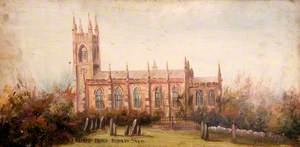 St Peter's Church, Stoke-on-Trent