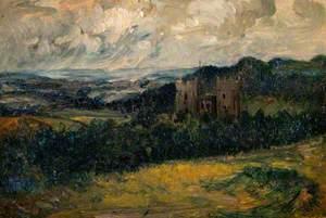 Langley Castle, North Tyne