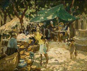 The Market, Cassis