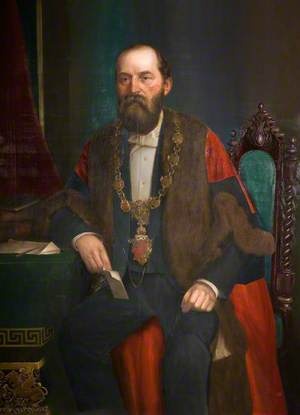 Alderman Francis Thomas Wood
