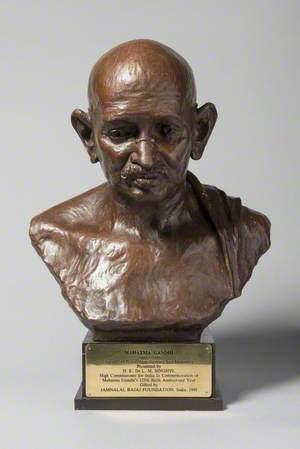 Mahatma Gandhi (1869–1948)