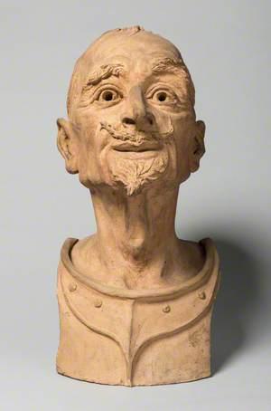 The Head of Don Quixote