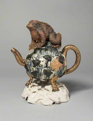 Tea Toadler Teapot