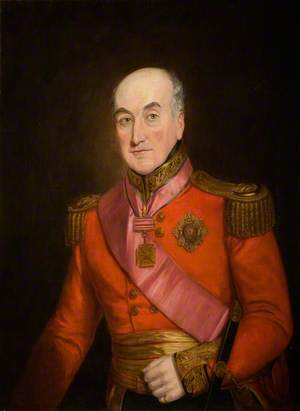 Lieutenant General Sir William Pringle