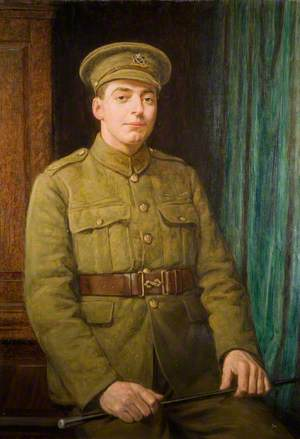 A South Staffords Soldier