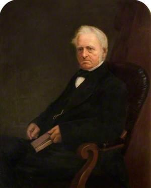 William Robinson, Mayor of Tamworth