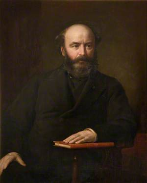 John Peel, MP for Tamworth (1804–1872)