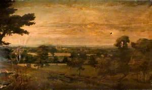 View of Lichfield