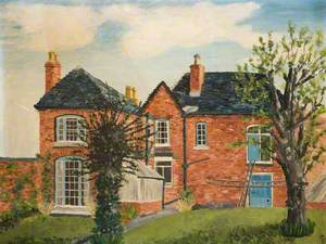 Granville House, Tutbury