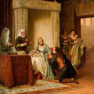 An Incident in the Life of Queen Elizabeth (Queen Elizabeth and Essex)