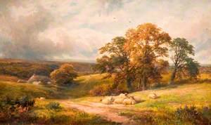 A Quiet Scene in South Derbyshire