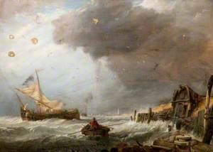 Off Calais