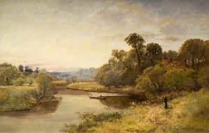 The Avon near Stratford