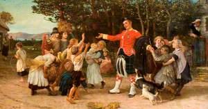 The Highland Laddies' Return