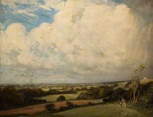View of Shropshire