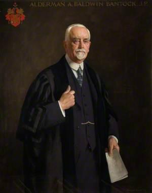 Alderman Albert Baldwin Bantock (1862–1938)