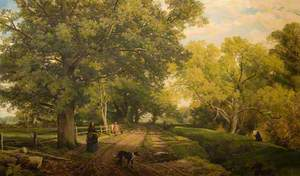 A Warwickshire Landscape
