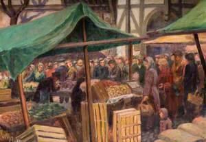Street Market, Walsall