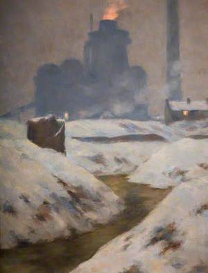 Furnace and Snow, Landscape
