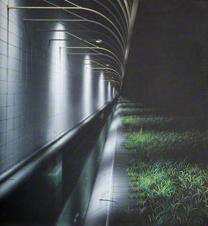 Stadium, Night