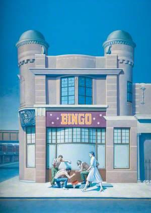 Et in Arcadia, Bingo