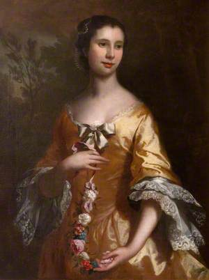 Elizabeth Lee (1729–1786), Wife of William Waller