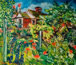 Summer Garden, Harting