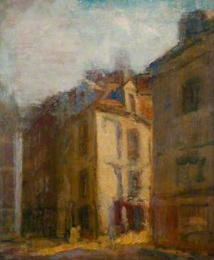 Dieppe Street Scene