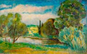 La Seine à Vernon