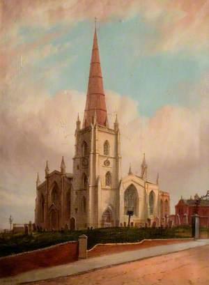 St Matthew's Church, Walsall
