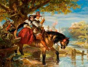 Charles II Assisted in His Escape by Jane Lane