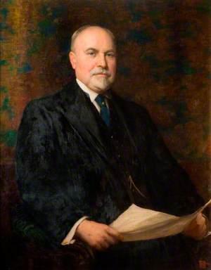 John Whyman, JP