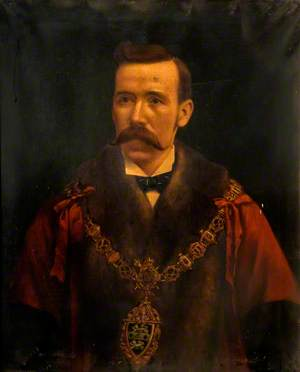 C. D. Joynson, JP, Mayor of Wednesbury (1898–1900)
