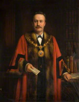 Alderman George Bowden, Mayor of Smethwick (1903–1905)