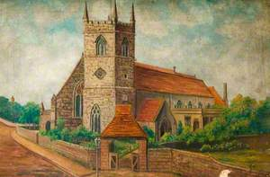 All Saints' Church, West Bromwich